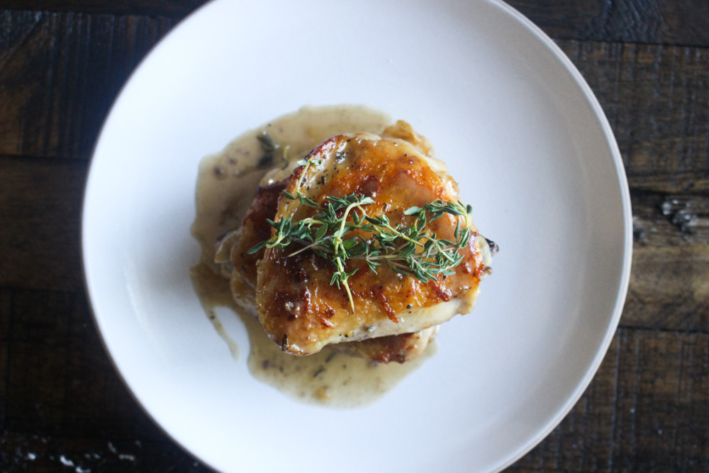 how to make sous vide chicken