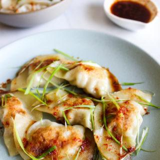 How to make Korean Dumplings (Mandu)