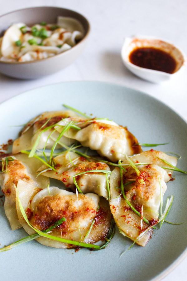 Korean Dumplings - Mandu