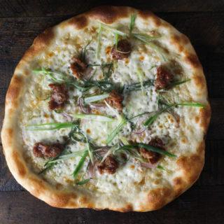 Nancy Silverton's Sausage Pizza